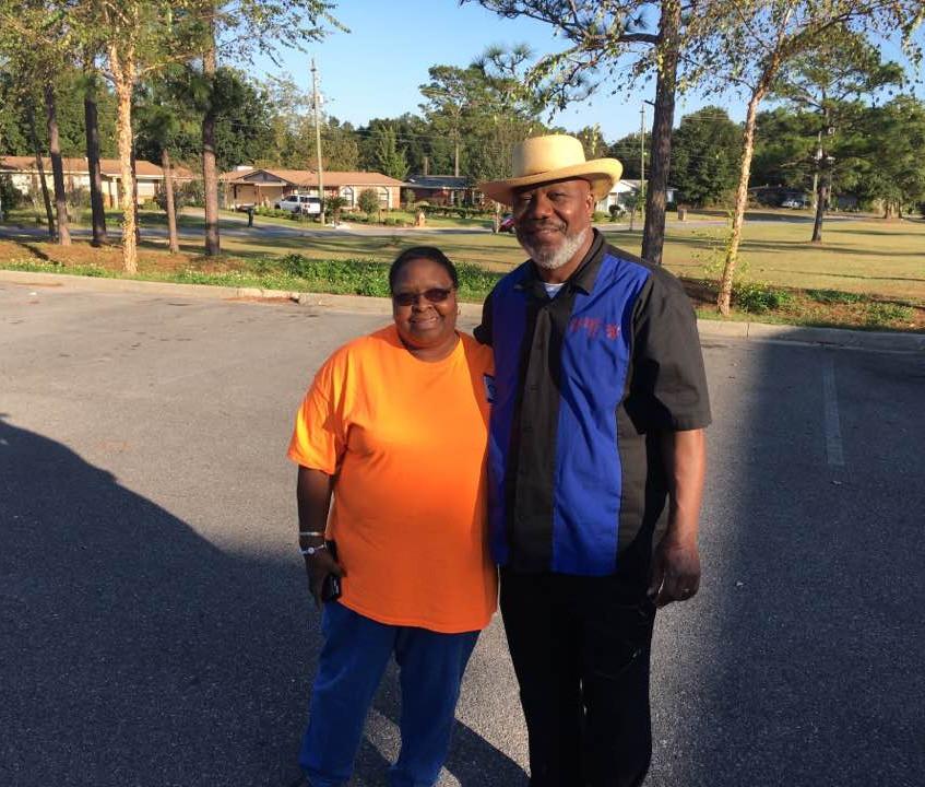 Ms. Soles-Woods & Mr. Kelley