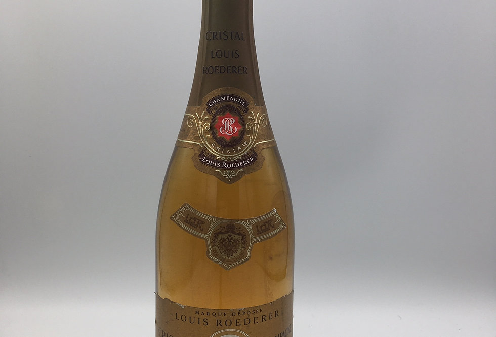 Louis Roederer Cristal Champagne 1983