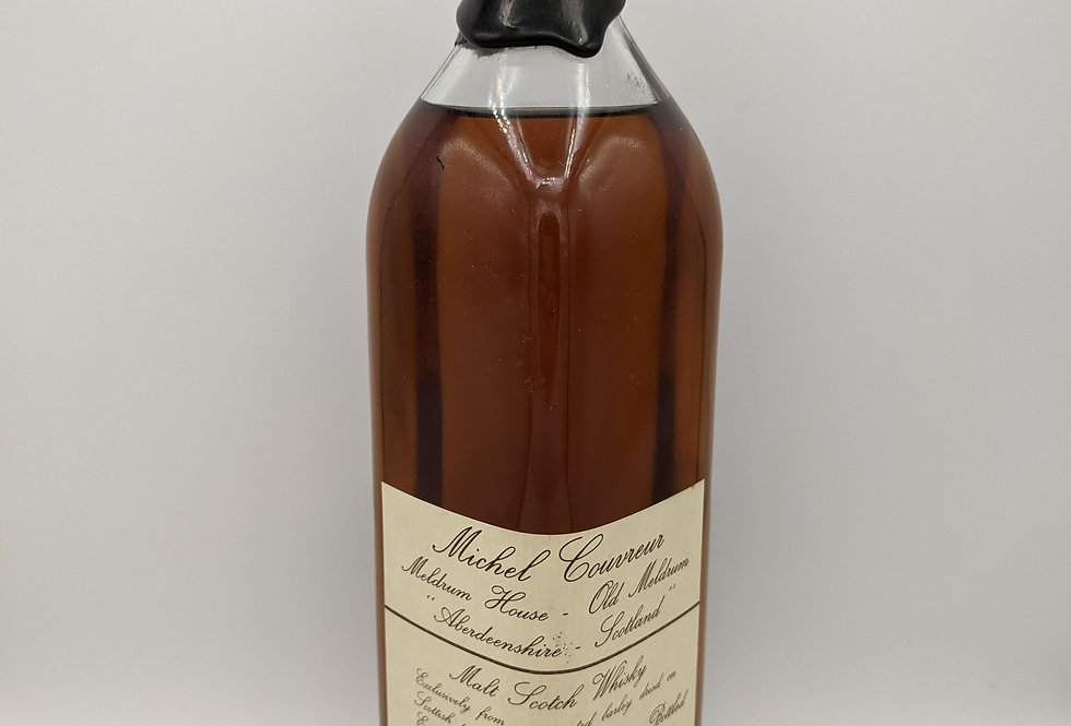 Michel Couvreur 12 Year Old Malt Whisky