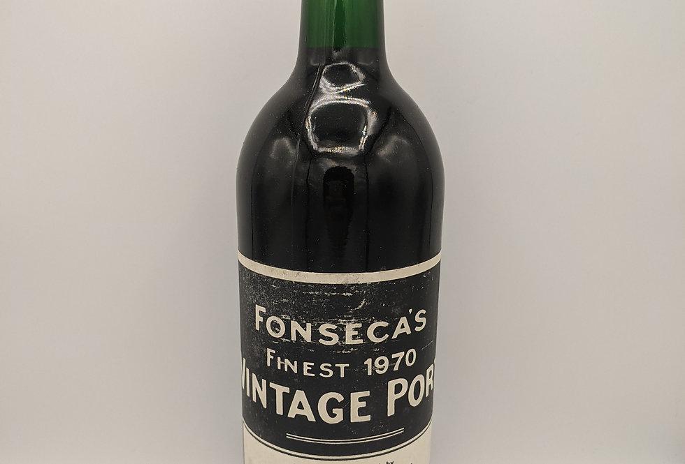 Fonseca 1970 Vintage Port