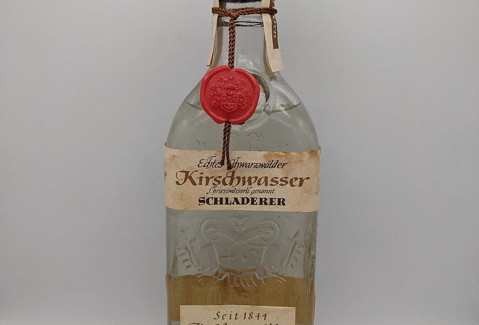 Schwarzwalder Kirschwasser Alfred Schladerer 45% 70 CL