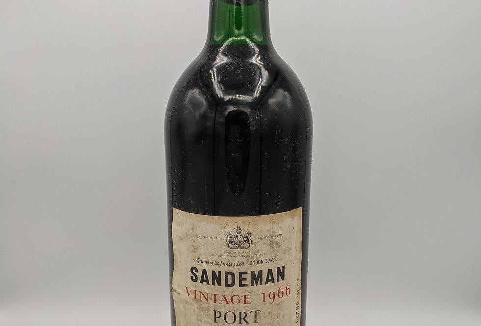 Sandeman 1966 Vintage Port