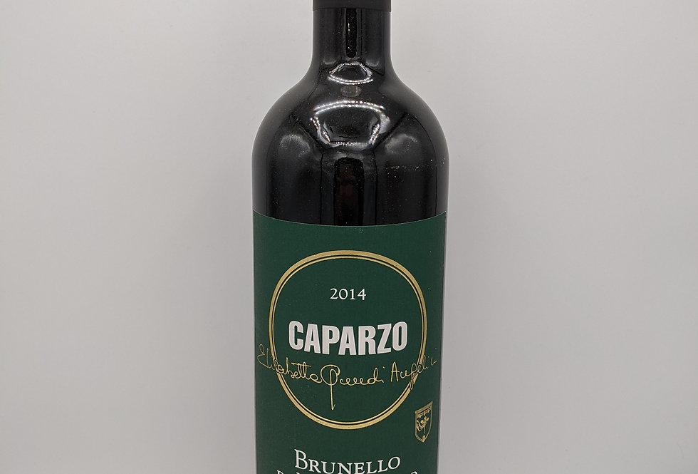 Caparzo Brunello di Montalcino  2014 Bottle