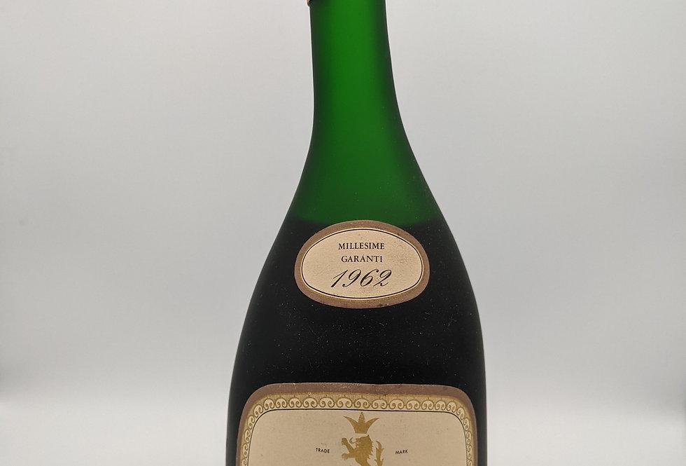 J & J Pallas Armagnac 1962 Domaine De Cassanel