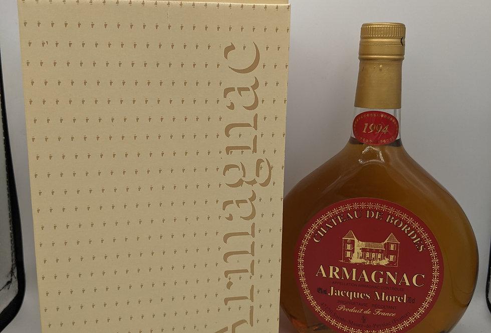 1994 Chateau De Bordes Vintage Armagnac