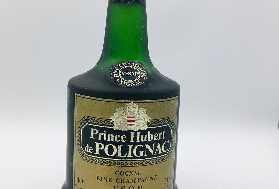 Prince Hubert de Polignac VSOP Cognac 1980's