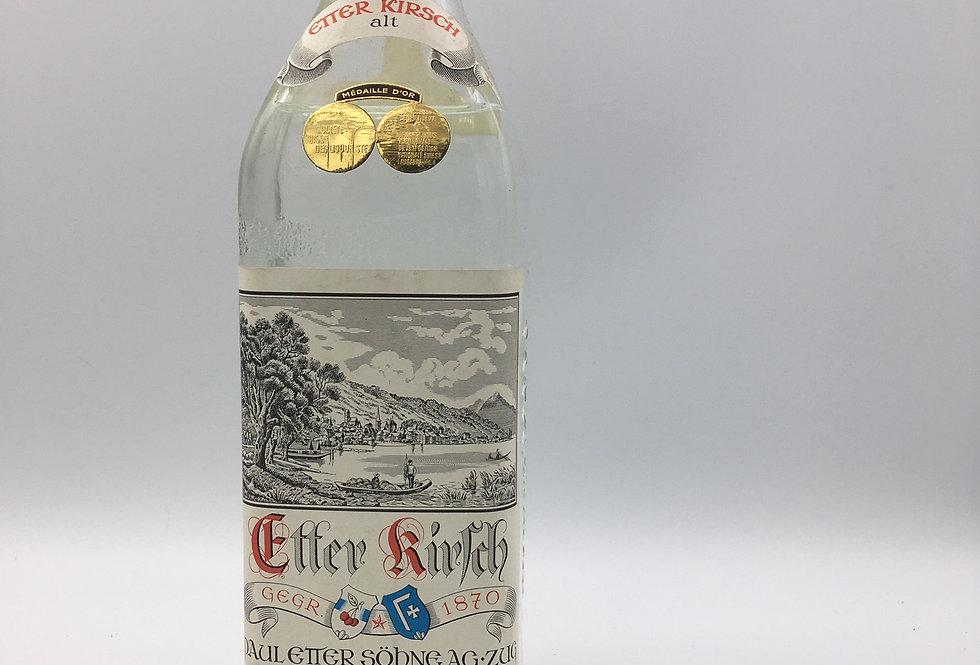Etter Kirsch 1970's Bottle 70CL Rare