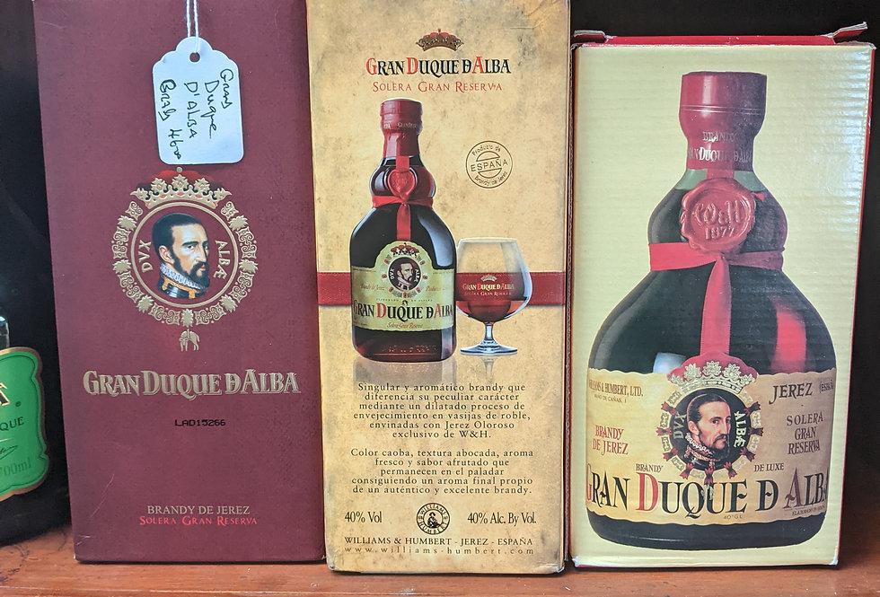 Gran Duque D'Alba Spanish Brandy 70cl