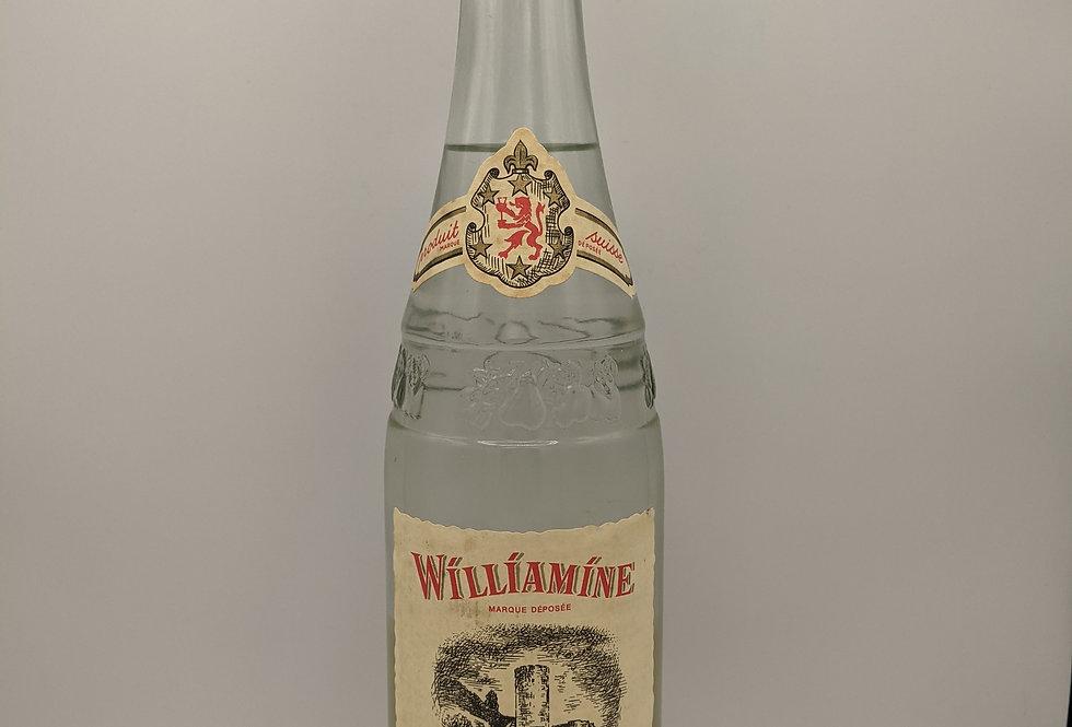 Morand Williamine 43% Eau De Vie Poire William