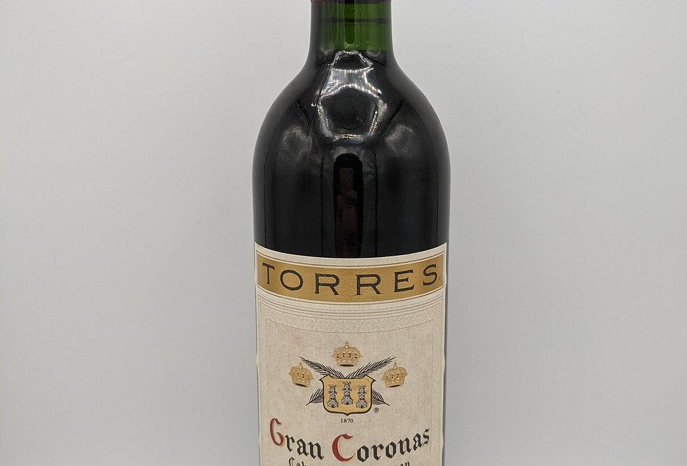 Torres 1988 Gran Coronas Cabernet Sauvignon