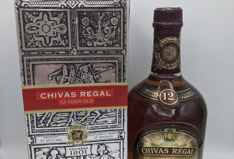Chivas Regal 12 yo 1970's