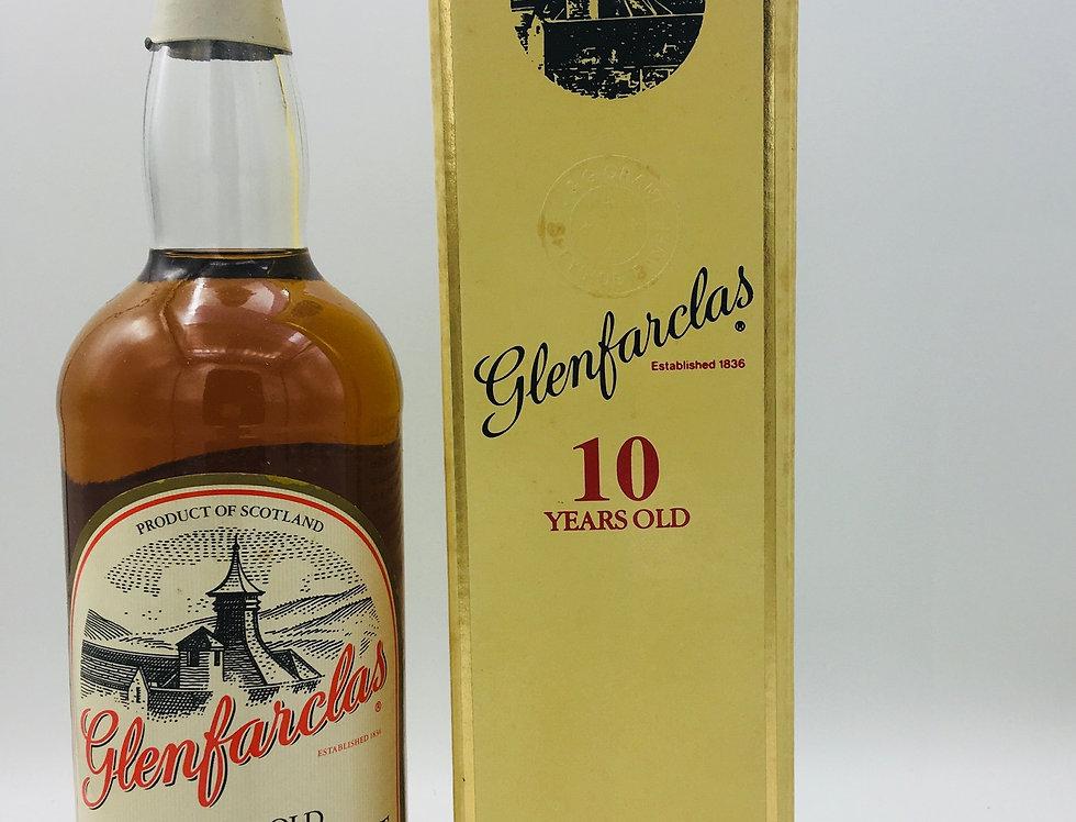 Glenfarclas 75CL Malt Whisky 1980's Boxed