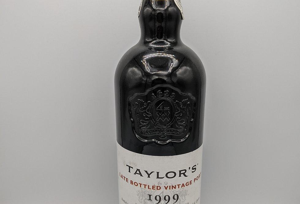 Taylor's 1999 Late Bottle Vintage Port