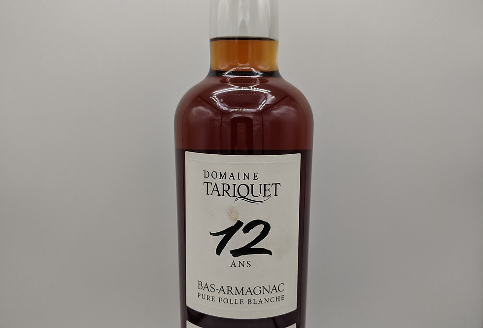 Domaine Tariquet 12 Year Old Bas Armagnac