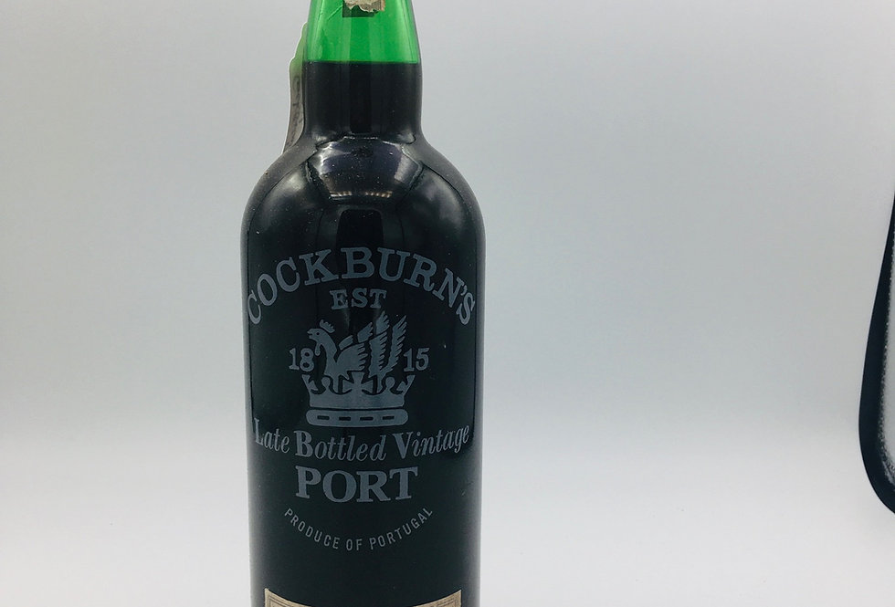 Cockburns 1982 Late Bottled Vintage Port