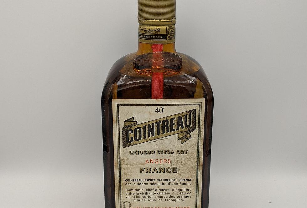Cointreau Bot 1980s  70cl / 40%