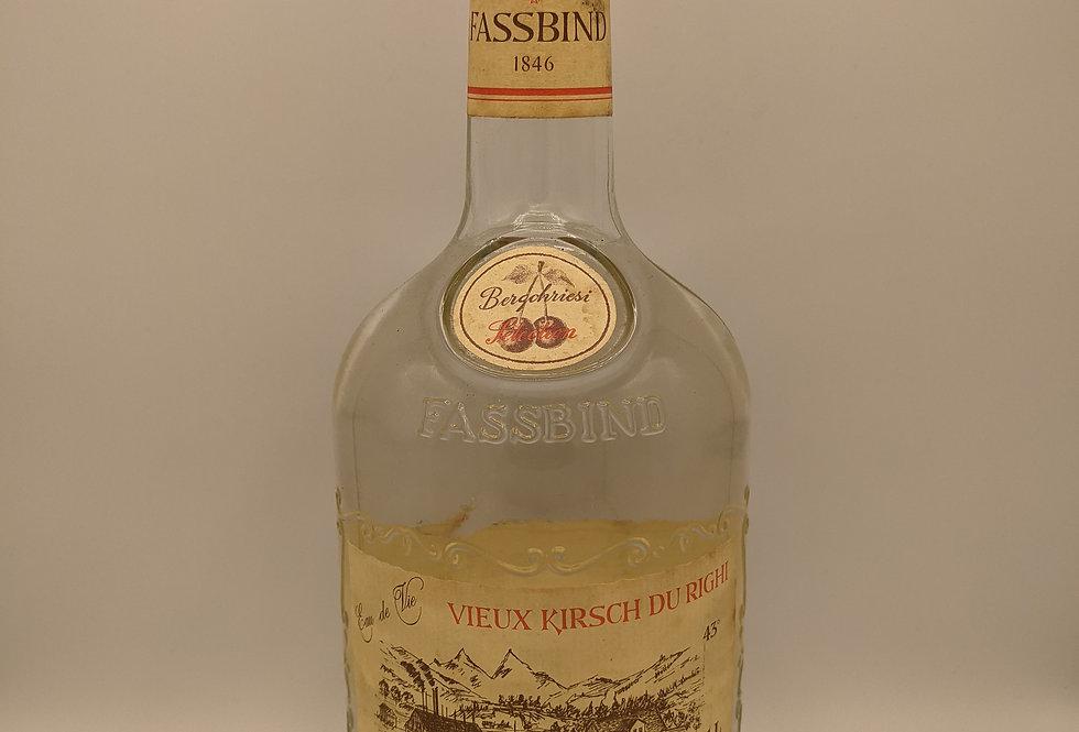 Fassbind Vieux Kirsch Du Righi Litre 43%
