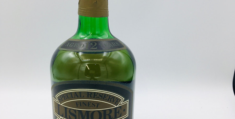 Lismore 12 Year Old Whisky Special Reserve