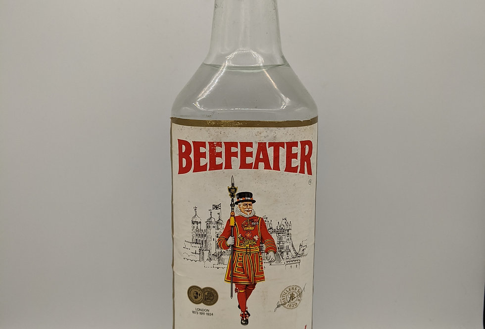 Beefeater Dry Gin Bot.1980s  100cl / 47%