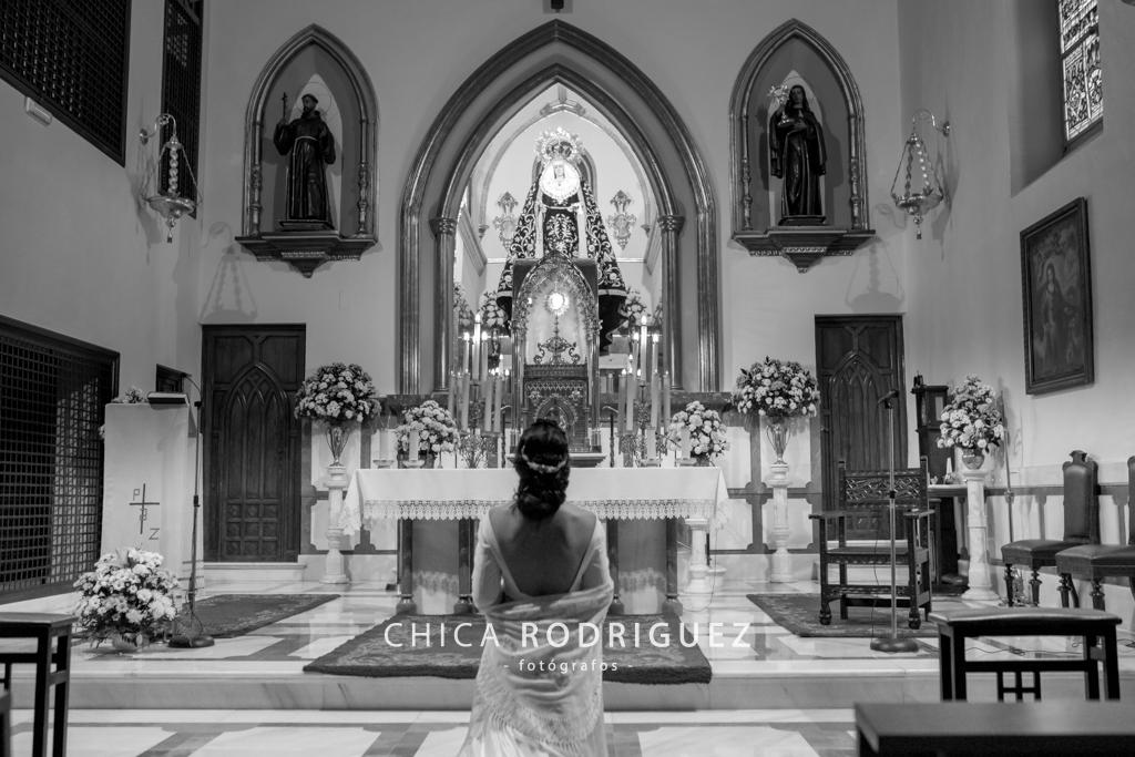 Chica Rodríguez | iglesia