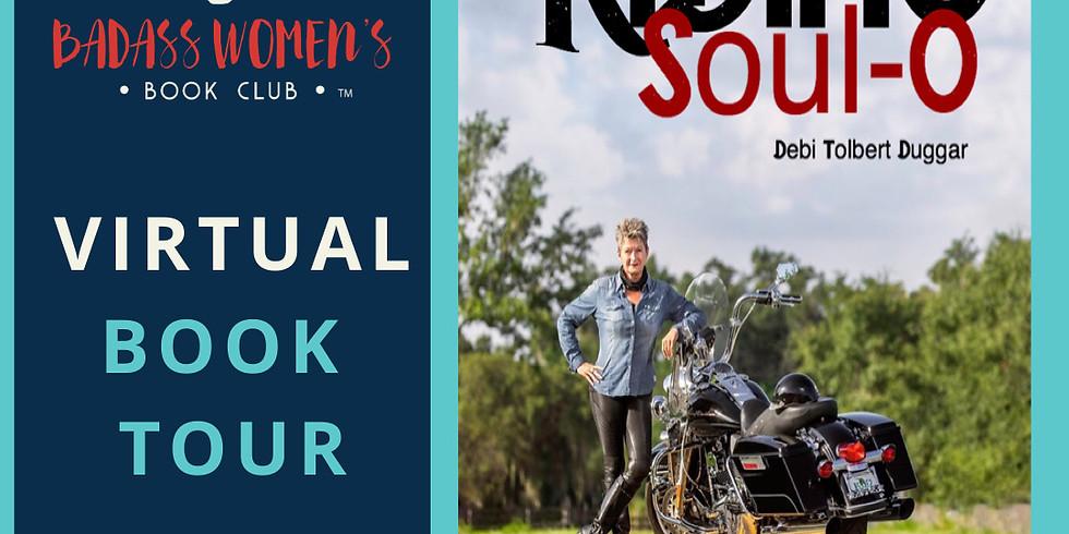 Bad Ass Women's Book Club Virtual Book Tour - April 2020