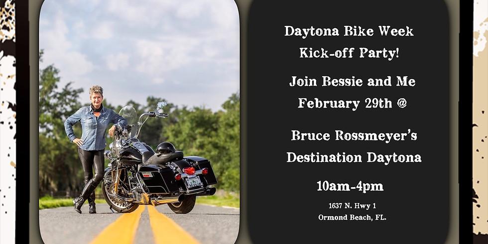 Daytona Bike Week Kick Off Party