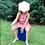 Thumbnail: Cajon Peruano Infantil Percusión Instrumento Musical