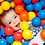 Thumbnail: Pelotero Pileta Bebes +50 Pelotas Estimulación-psicomotricid