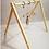 Thumbnail: Gimnasio Montessori De Madera Bebés Waldorf Estimulación