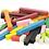 Thumbnail: Regletas Plasticas Matemática Estimulación 29-70 o 121 Pzas Cálculo