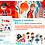 Thumbnail: Figuras Y Palabras Imantadas P/inventar Cuentos, Expresión Oral