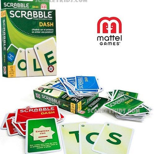 Juego De Cartas Cruzadas Scrabble Dush