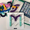Thumbnail: Juego Tablero Didáctico Olsen Forma Letras Números Y Formas