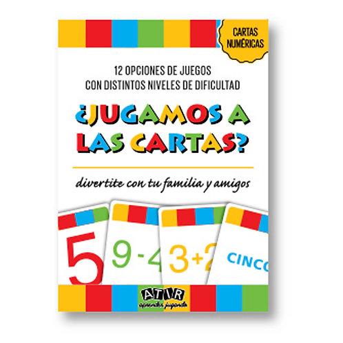 CARTAS EDUCATIVAS NUMERICAS