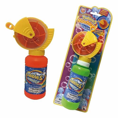 Burbujero De Mano Bubbles Machine Ideal P La Motricidad Fina