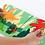 Thumbnail: Libro De Tela Con Actividades Sensorial Dinos Didáctico