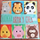 Thumbnail: Libro Infantil Arma Y Crea Animales Solapas De Tela