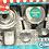 Thumbnail: Bateria De Cocina Juego Profesional Aluminio Mis Cacerolas
