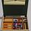 Thumbnail: Caja De Arte Pizarron Dibujo Pintar Pizarra Madera