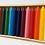 Thumbnail: Crayones X13 Pasta Waldorf Artesanal Triangular Fácil Agarre
