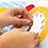 """Thumbnail: Libros Actividades Sensoriales Escenas Infantil Tela """"A Jugar"""""""