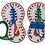 Thumbnail: Enhebrados Didacticos Árbol O Zapatilla En Madera