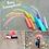 Thumbnail: 8 Tizas Triangulares Grandes Fácil Agarre Motricidad Fina