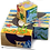 Thumbnail: Rompecabezaspuzzle 9 Cubos Madera Didacticos Motricidad