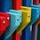 Thumbnail: Zancos De Madera Motricidad Equilibrio Coordinación Pikler