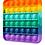 Thumbnail: Pop It Fidget Toy Juguete Sensorial Anti Estres Silicona IMPORTADOS