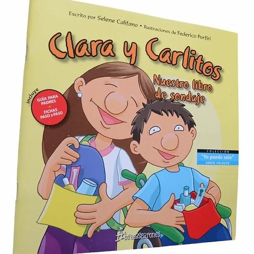 Clara Y Carlitos Nuestro Libro De Sondaje Ed. Especial Avd