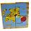 Thumbnail: Puzzle Rompecabezas Infantil 4 Cubos Madera Didáctico
