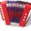 Thumbnail: Acordeón Instrumento Musical Niños Teclas Grande
