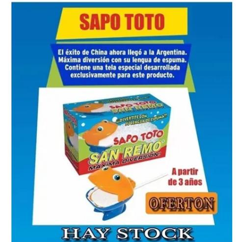Burbujero Lanza Espuma Juego Para El Baño Sapo Toto Act. Sen